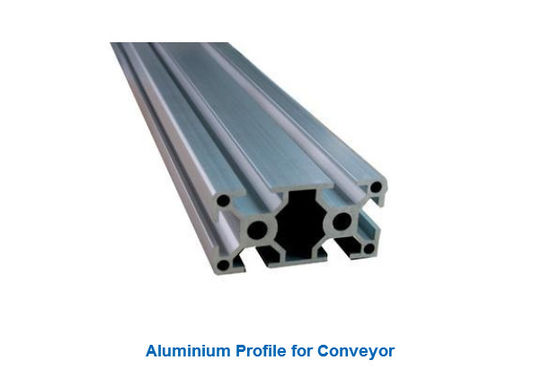 China Industrial Structural Aluminum Profiles For Buildings High Performance ISO9001 supplier