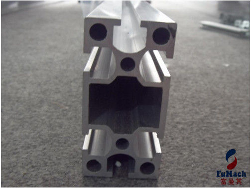 China 99.7% AL6063 Interlocking Aluminium Profiles , T5 Aluminum Channel Profiles supplier