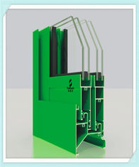 China Electrophoresis Aluminium Window Profiles , Sliding Door Aluminium Frame Profile supplier