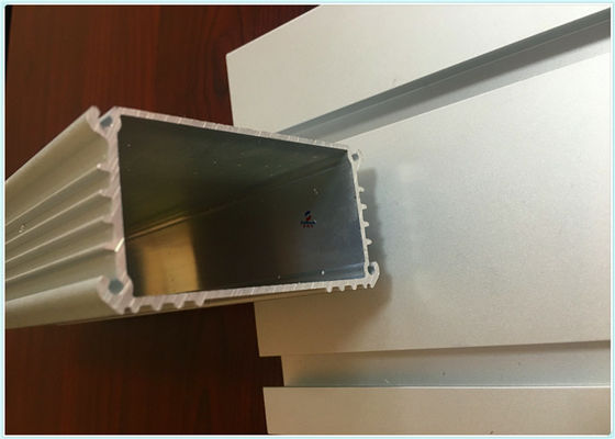 China Electronics Anodized Aluminum Profiles 1000mm Length ISO9001 Certification supplier