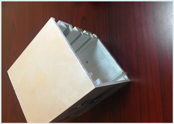 China Mill Finish Aluminium Moulding Profiles High Precision For Solar Energy Industry supplier