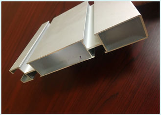 China Powder Coating Aluminium Channel Profiles For Sun Room ISO9001 Certification supplier