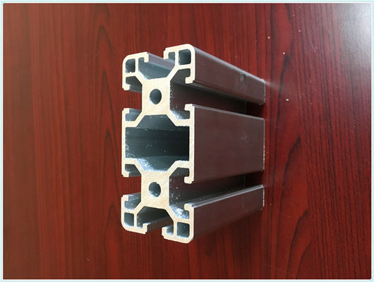 China Structural T Slot Aluminium Profile , High Purity Modular Aluminum Profiles supplier