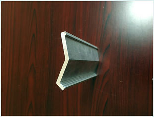 China 6063 Square Industrial Aluminum Profile Thickness 0.3mm - 3mm Custom Length supplier