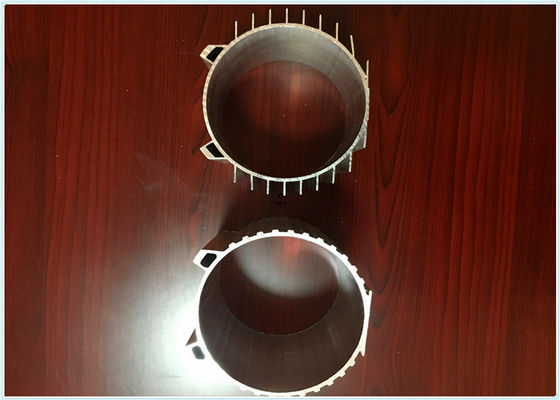 China 6063 T5 Extrusion Shell Anodized Aluminum Profiles For Industry Shell Profiles supplier