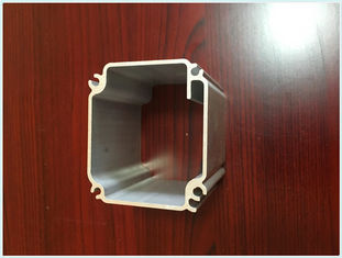 China 6061 Extruded Aluminum Enclosure Standard Aluminum Alloy Extrusion For Electronis supplier