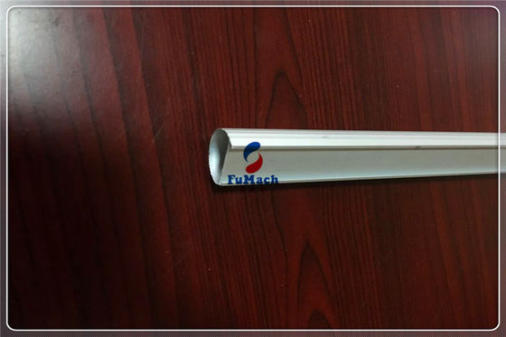 China LED Light Aluminium Hollow Profile Extrusion Tube For Industry Aluminm Profiles supplier