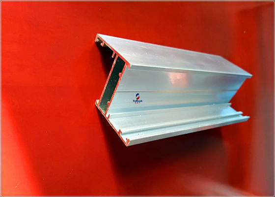 China Anodizing Alloy 6063 Series Extruded Aluminum Bar Square Aluminum Extrusion Tubing supplier