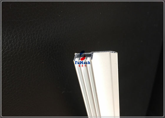 China Customized Anodized 6063 T5 Aluminum Extrusion Profiles For Industry Elevator Profiles supplier