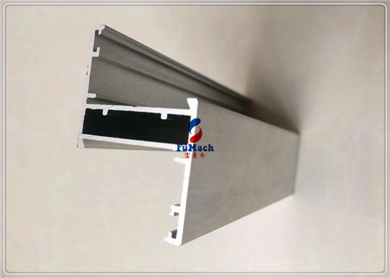 China OEM Customized 6063 T3 / T5 Alumium Extrusion Profiles Use Machining Parts supplier