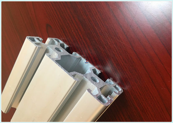 6063 Extruded Aluminum Enclosure Customized Design Coating 6.5 Meters