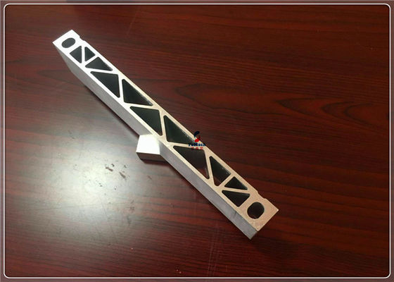Anodized Structural Aluminum Profiles For T - Slot Industrial Aluminum Extrusion Parts