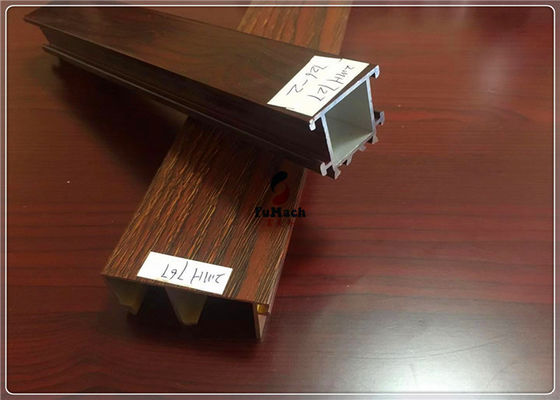 China 6063 T3 / T5 Sliding Door Aluminium Window Frame Extrusions For Outdoor Profiles factory