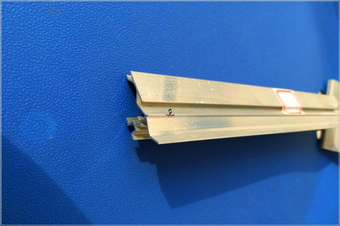 Special Industrial Aluminum Profile , Extruded Aluminum Channel With 6000 Series