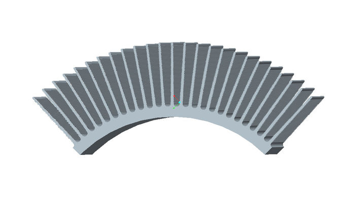 Acid Resistant Industrial Aluminum Profiles , Drilling Construction Aluminum Profile