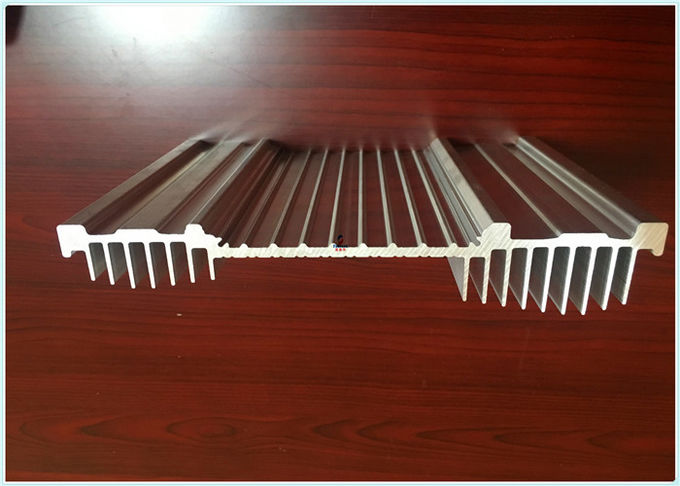 Professional T3 / T4 Heat Sink Aluminum Profiles Extruded For Led Light